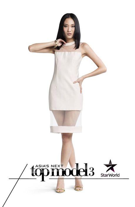 Asia's Next Top Model tung hinh dan thi sinh mua 3 - Anh 12