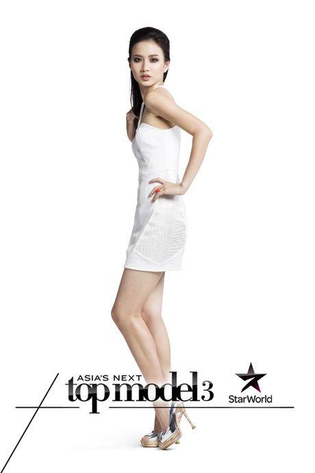 Asia's Next Top Model tung hinh dan thi sinh mua 3 - Anh 13