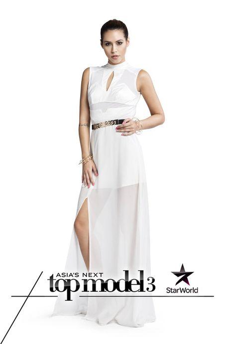 Asia's Next Top Model tung hinh dan thi sinh mua 3 - Anh 14
