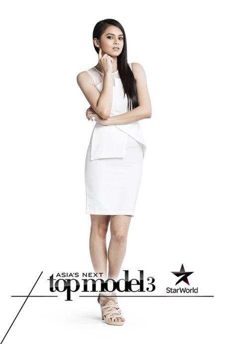 Asia's Next Top Model tung hinh dan thi sinh mua 3 - Anh 15