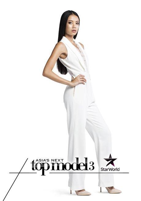 Asia's Next Top Model tung hinh dan thi sinh mua 3 - Anh 2