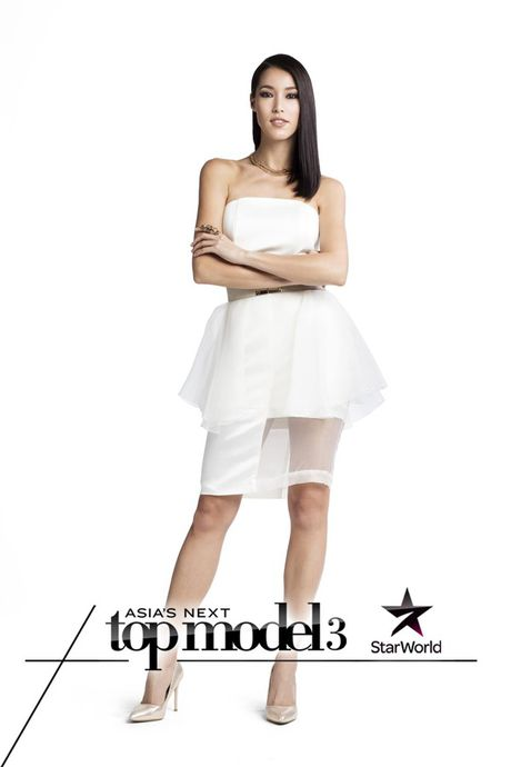 Asia's Next Top Model tung hinh dan thi sinh mua 3 - Anh 5