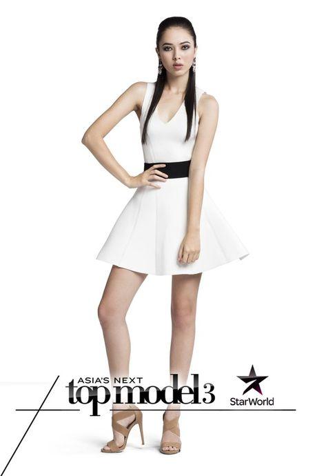 Asia's Next Top Model tung hinh dan thi sinh mua 3 - Anh 6