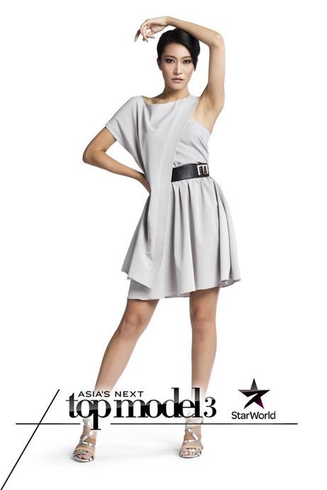 Asia's Next Top Model tung hinh dan thi sinh mua 3 - Anh 8