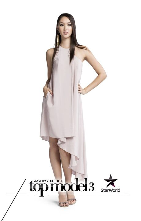 Asia's Next Top Model tung hinh dan thi sinh mua 3 - Anh 9