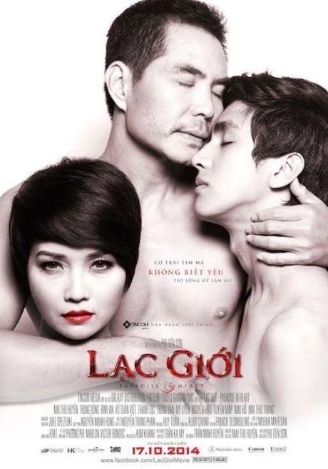 "Phim ""Lac Gioi"" duoc cong chieu khap A – Au - Anh 1"