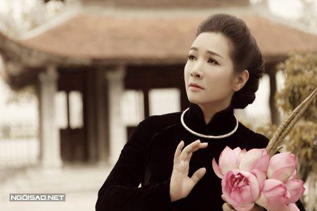 Thanh Thanh Hien se make up cuoi kieu 'co gai Ha Noi' - Anh 2