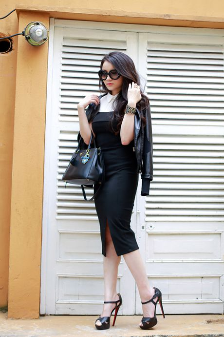 Thuy Top an tuong voi style da phong cach - Anh 10