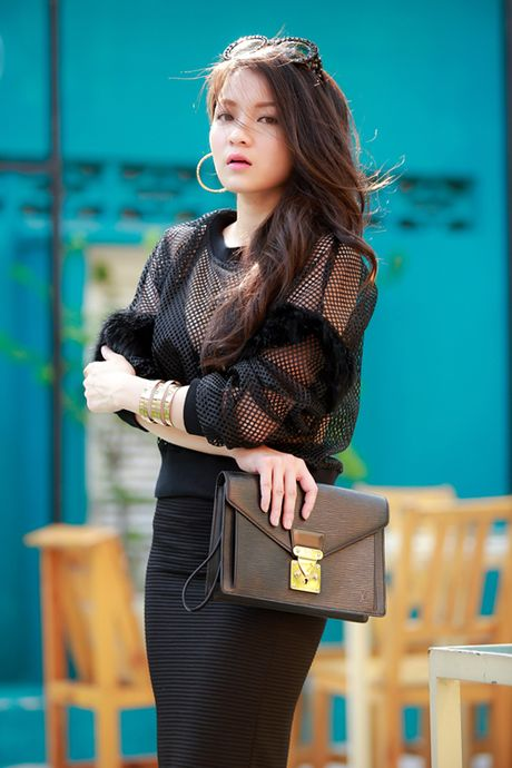 Thuy Top an tuong voi style da phong cach - Anh 3