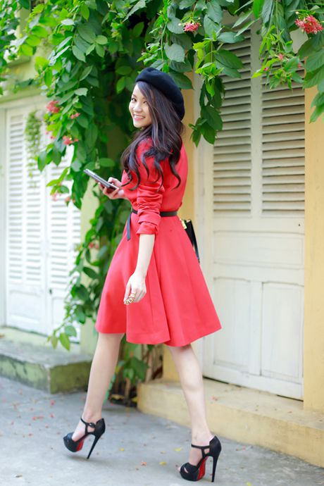 Thuy Top an tuong voi style da phong cach - Anh 6