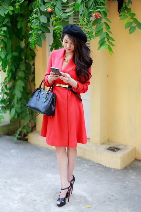 Thuy Top an tuong voi style da phong cach - Anh 7