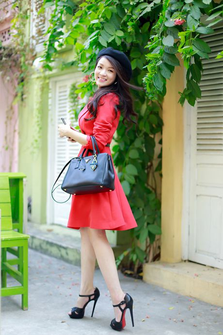 Thuy Top an tuong voi style da phong cach - Anh 9