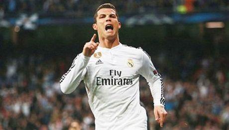 Bi CDV la o, Ronaldo ap dung 'luat im lang' - Anh 1