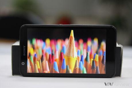 Tren tay Sony Xperia E4 chinh hang - Anh 17