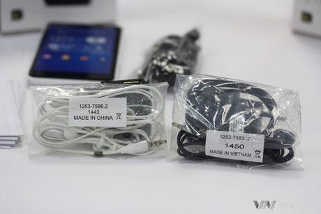 Tren tay Sony Xperia E4 chinh hang - Anh 4