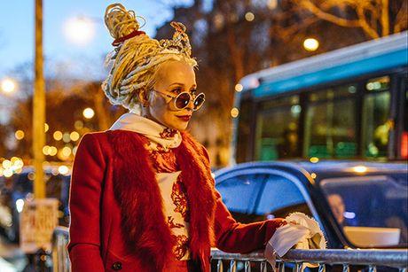 Nguoi dep sanh dieu tren duong pho Paris - Anh 11