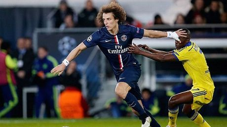 Truoc them tran Chelsea vs PSG: Chiec chia khoa David Luiz - Anh 1