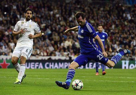 Real 3-4 Schalke: Nha vo dich suyt bi loai du CR7 lap ky luc - Anh 15