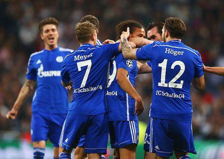 Real 3-4 Schalke: Nha vo dich suyt bi loai du CR7 lap ky luc - Anh 3
