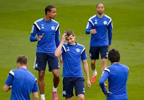 Real 3-4 Schalke: Nha vo dich suyt bi loai du CR7 lap ky luc - Anh 8