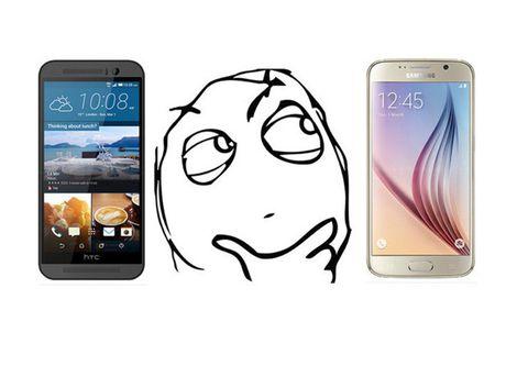 Sep HTC che Samsung 'chang co gi ngoai loi nhuan' - Anh 1