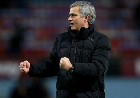 HLV Mourinho che PSG co loi da xau - Anh 1