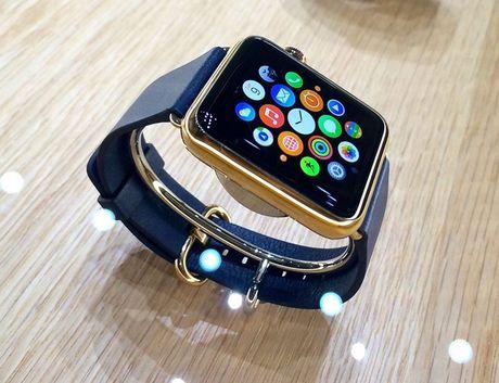 Tai sao phai mua Apple Watch? - Anh 1
