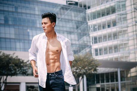 Hieu Nguyen cuon hut boi su thanh lich va ran roi - Anh 10