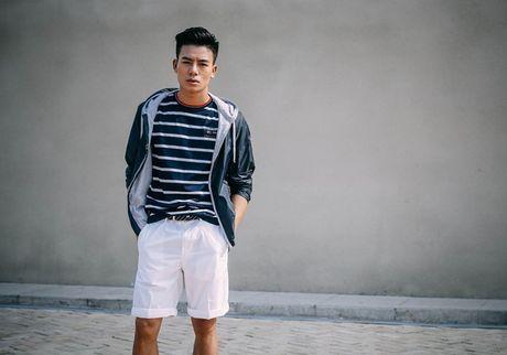 Hieu Nguyen cuon hut boi su thanh lich va ran roi - Anh 2