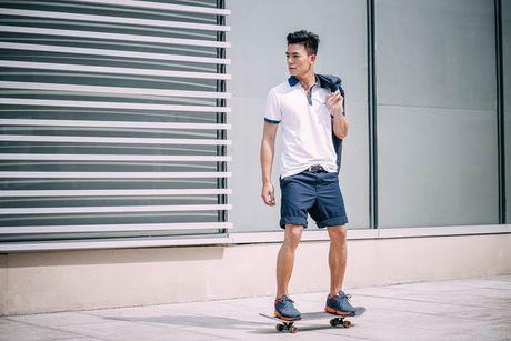 Hieu Nguyen cuon hut boi su thanh lich va ran roi - Anh 4