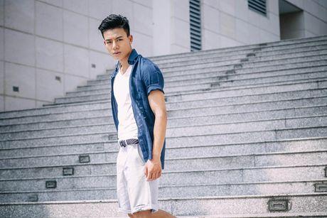 Hieu Nguyen cuon hut boi su thanh lich va ran roi - Anh 7