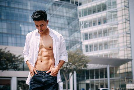 Hieu Nguyen cuon hut boi su thanh lich va ran roi - Anh 8