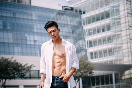 Hieu Nguyen cuon hut boi su thanh lich va ran roi - Anh 9