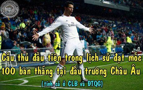 Anh che Ronaldo cau mong trong tai ket thuc tran gap Schalke - Anh 7