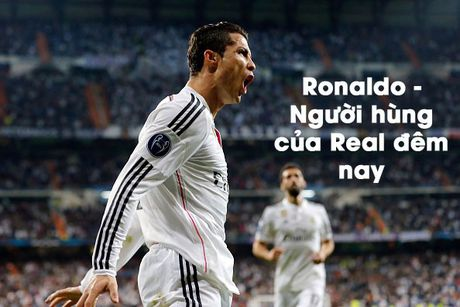 Anh che Ronaldo cau mong trong tai ket thuc tran gap Schalke - Anh 8