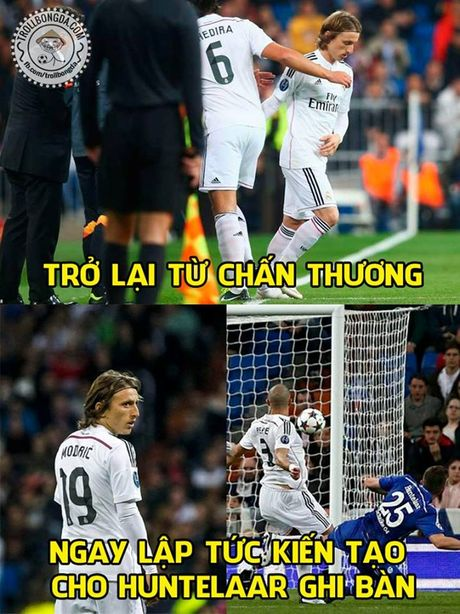 Anh che Ronaldo cau mong trong tai ket thuc tran gap Schalke - Anh 9