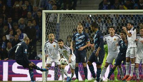 CAP NHAT tin sang 11/3: Real va Porto vao tu ket Champions League. Falcao gay that vong o U21 Man United - Anh 1