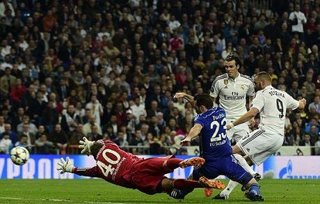 CAP NHAT tin sang 11/3: Real va Porto vao tu ket Champions League. Falcao gay that vong o U21 Man United - Anh 2