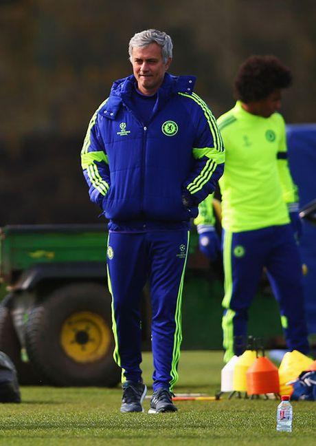 Mourinho: PSG la doi choi quyet liet nhat ma Chelsea tung gap - Anh 2