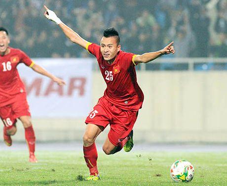 Olympic Viet Nam huong den vong loai U23 chau A: Dau da xuoi... - Anh 1
