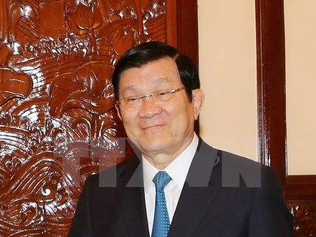 Chu tich nuoc se tham du Hoi nghi Thuong dinh LHQ va tham Cuba - Anh 1