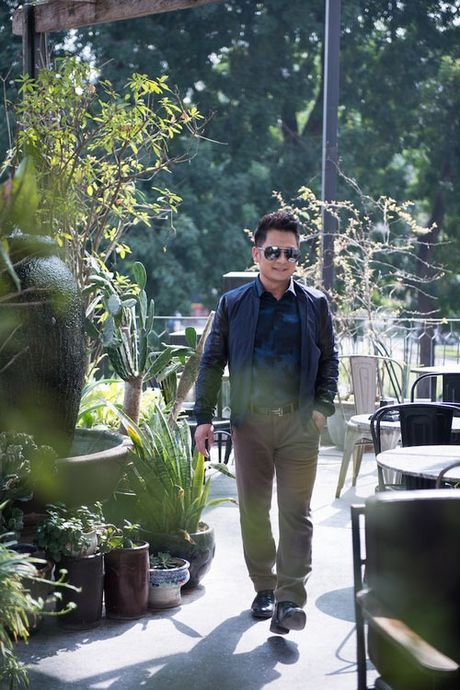 Bang Kieu lang man trong chieu thu Ha Noi - Anh 2