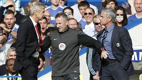 Arsene Wenger tinh 'si nhuc' Jose Mourinho - Anh 2
