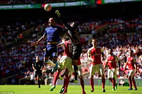 Arsenal su dung doi hinh nao de danh bai Chelsea? - Anh 2