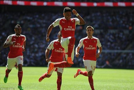 Arsenal su dung doi hinh nao de danh bai Chelsea? - Anh 5