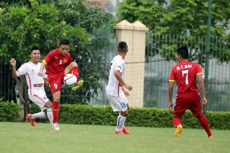 U19 Viet Nam tiep tuc thua - Anh 1