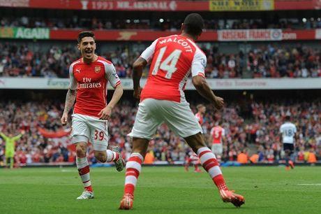 "Quan diem chuyen gia: Khi Arsenal da kieu ""Fast and Furious"" - Anh 3"