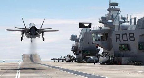 Thua nhan gay soc cua My ve sieu chien dau co F-35 - Anh 1