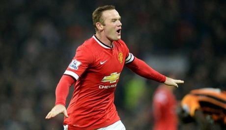 Tin vui cho M.U: Rooney, Phil Jones dong loat tro lai - Anh 1