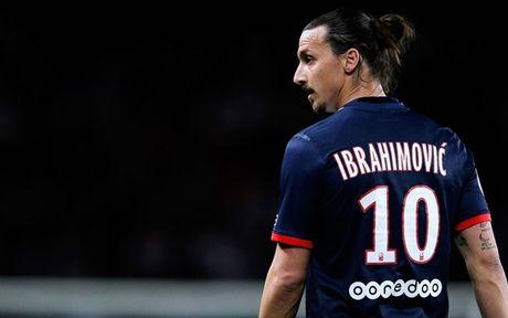 Blanc xac nhan chan thuong cua Ibrahimovic - Anh 1